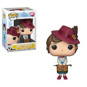 Pop! Disney Mary Poppins Vinyl Figure Mary Poppins with Bag #467