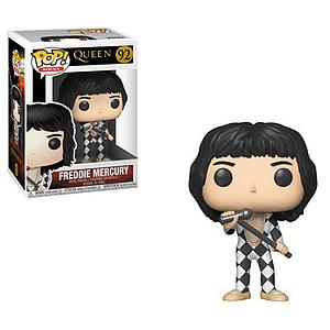Pop! Rocks Queen Vinyl Figure Freddie Mercury #92