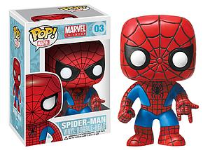 Pop! Marvel Universe Vinyl Bobble-Head Spider-Man #03