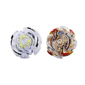 Beyblade Burst Evolution Dual Pack: Caynox (Stamina Type) and Wyvron W2 (Attack Type)