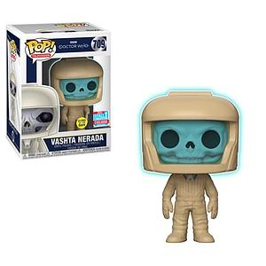 Pop! Television Doctor Who Vinyl Figure Vashta Nerada #709 2018 Fall Convention Exclusive