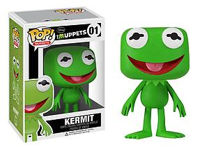 Pop! Disney The Muppets Vinyl Figure Kermit #01 (Retired)