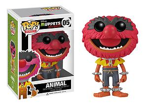 Pop! Disney Muppets Most Wanted Vinyl Figure Animal #05 (Vaulted)