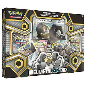 Pokemon Trading Card Game: Melmetal-GX Box
