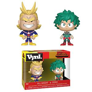 Vynl My Hero Academia - All Might + Deku