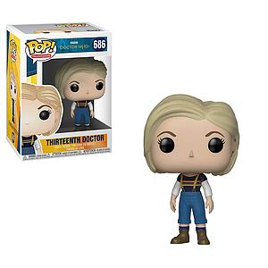 Pop! Television Doctor Who Vinyl Figure Thirteenth Doctor #686