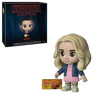 5 Star Stranger Things Vinyl Figure Eleven