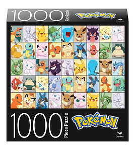 Puzzle: Pokemon