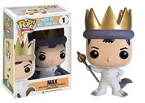 Pop! Books Where the Wild Things Are Vinyl Figure Max #01 (Vaulted)