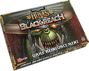 Warhammer 40,000: Heroes of Black Reach - Ork Reinforcements