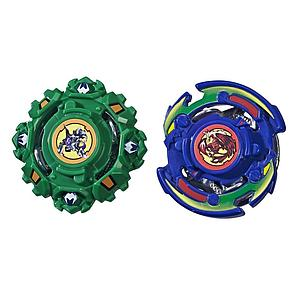 Beyblade Burst Evolution Dual Pack:  Draciel S (Defense Type) and Dranzer F (Balance Type)