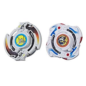 Beyblade Burst Evolution Dual Pack:  Driger S (Balance Type) and Dragoon Fighter (Attack Type)