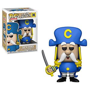 Pop! Ad Icons Cap'n Crunch Vinyl Figure Cap'n Crunch #36