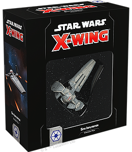 Star Wars: X-Wing Second Edition - Sith Infiltrator Expansion Pack