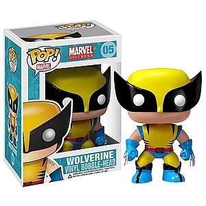 Pop! Marvel Vinyl Bobble-Head Wolverine #05