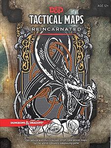Dungeons & Dragons Tactical Maps: Reincarnated