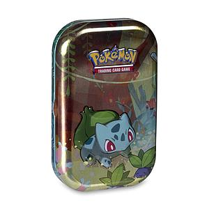 Pokemon Trading Card Game: Kanto Friends Mini Tin (Bulbasaur)