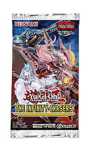 YuGiOh Trading Card Game Pack: Infinity Chasers Booster Pack