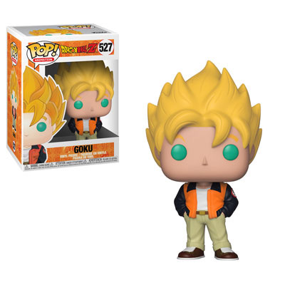 Pop! Animation Dragon Ball Z Vinyl Figure Goku (Casual) #527