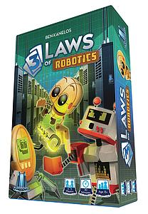 3 Laws of Robotics