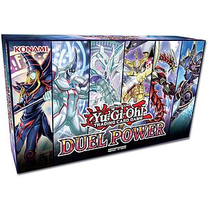 YuGiOh Trading Card Game: Duel Power Box