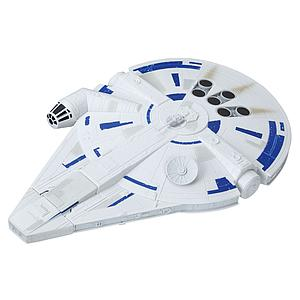 Star Wars Solo Force Link 2.0 Millennium Falcon with Escape Craft
