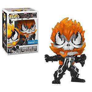 Pop! Marvel Venom Vinyl Bobble-Head Venomized Ghost Rider #369 Walmart Exclusive