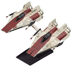 Star Wars Vehicle Model Kit: #010 A-Wing Starfighter