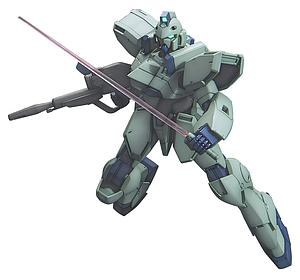 Gundam Reborn-One Hundred 1/100 Scale Model Kit: #011 Gun EZ