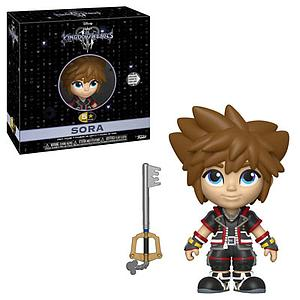5 Star Kingdom Hearts Vinyl Figure Sora