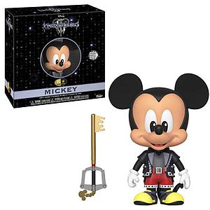 5 Star Kingdom Hearts Vinyl Figure Mickey