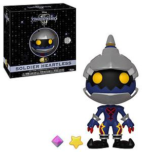 5 Star Kingdom Hearts Vinyl Figure Soldier Heartless