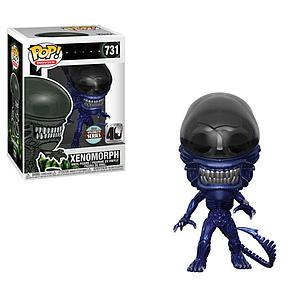 Pop! Movies Alien Vinyl Figure Xenomorph (Blue Alien) #731 Specialty Series Exclusive
