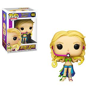 Pop! Rocks Britney Spears Vinyl Figure Britney Spears #98