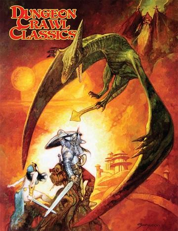 Dungeon Crawl Classics: Sanjulian (Limited Edition)