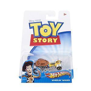 Hot Wheels Disney Toy Story 3 Die-Cast Cars: Wheelin' Woody