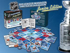 NHL Big League Manager: Junior Edition
