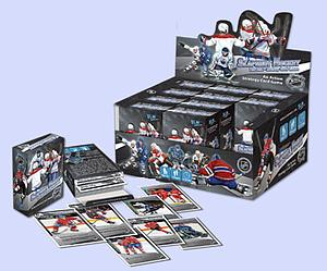 NHL Slapshot Card Game