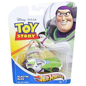 Hot Wheels Disney Toy Story 3 Die-Cast Cars: Blastin' Buzz