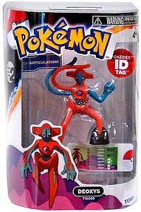 "TOMY Pokemon 4"" Legendary: Deoxys"