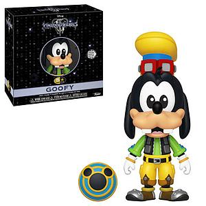 5 Star Kingdom Hearts Vinyl Figure Goofy
