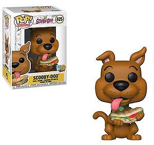 Pop! Animation Scooby-Doo Vinyl Figure Scooby-Doo with Sandwich #625