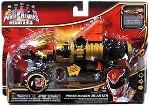 Power Rangers Megaforce Toy Blaster: Power Rangers Blaster