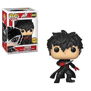 Pop! Games Persona 5 Vinyl Figure Joker #468 (Chase)