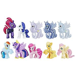 "My Little Pony The Movie Magic of Everypony Roundup 2"" Figure 10-Pack"