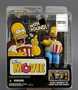 The Simpsons Movie Box Set: Homer