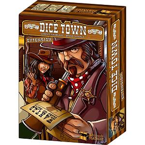 Dice Town Expansion