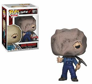 Pop! Movies Friday the 13th Vinyl Figure Jason Voorhees (Bag Mask) #611 Exclusive