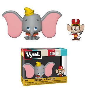 Vynl Disney - Dumbo + Timothy