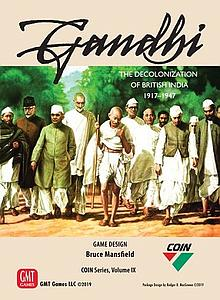 Gandhi: The Decolonization of British India, 1917-1947